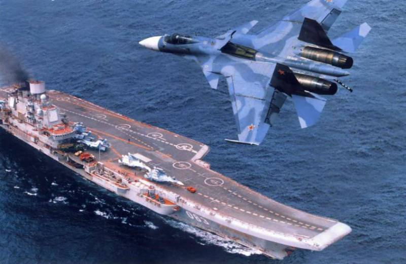 Syria war: Russia's Su-33 jet crashes into Mediterranean sea while landing on aircraft carrier