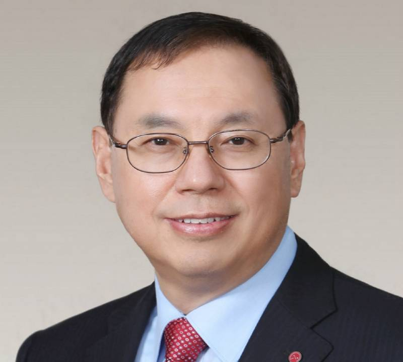 LG promotes head of home appliance business to CEO