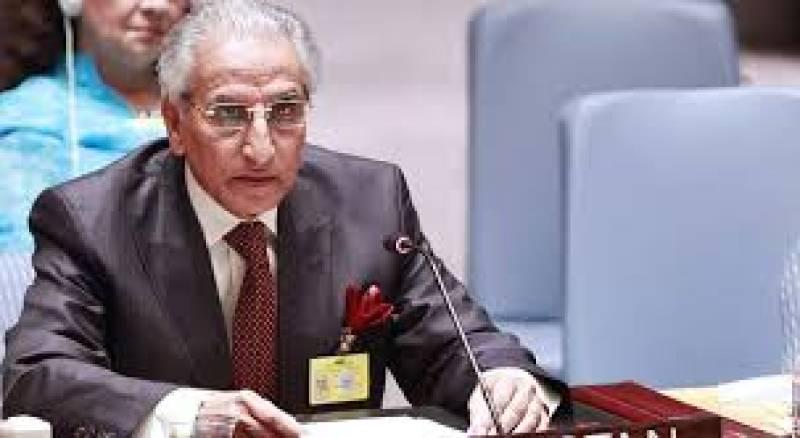 Pakistan attended Heart of Asia moot for regional peace despite Indian hostility, says Tariq Fatemi
