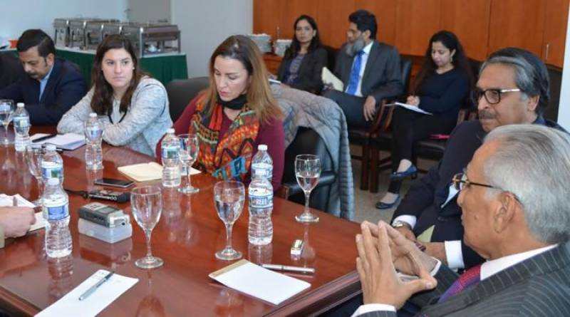Pakistan looking forward to working with new US administration: Tariq Fatemi