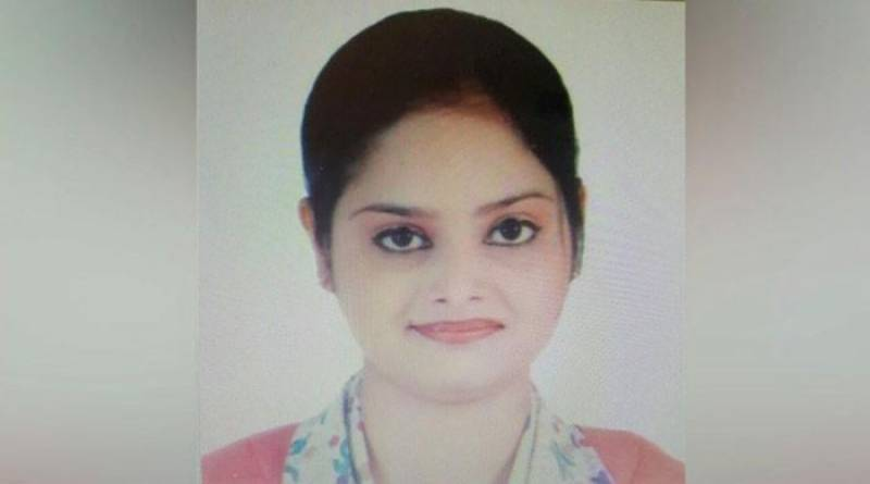Air hostess Asma's last SMS to father-in-law will move you to tears