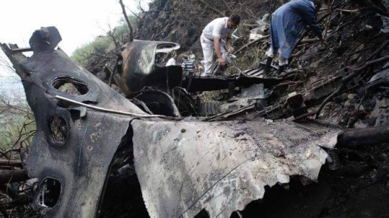 PK-661 crash: US offers assistance in recovery operations