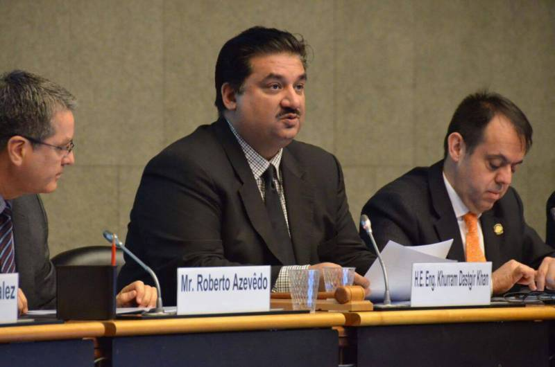 E-commerce in Pakistan expected to reach $1 billion by 2020: Khurram Dastgir