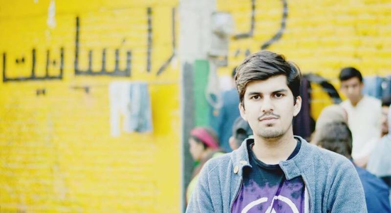 Pakistani youth activist Rohayl Varind initiates 'Wall Of Humanity', inspires Indians
