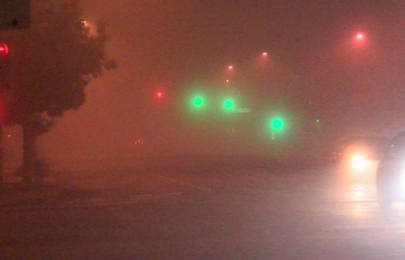 Section of Motorway from Faisalabad to Pindi Bhattian closed due to dense fog