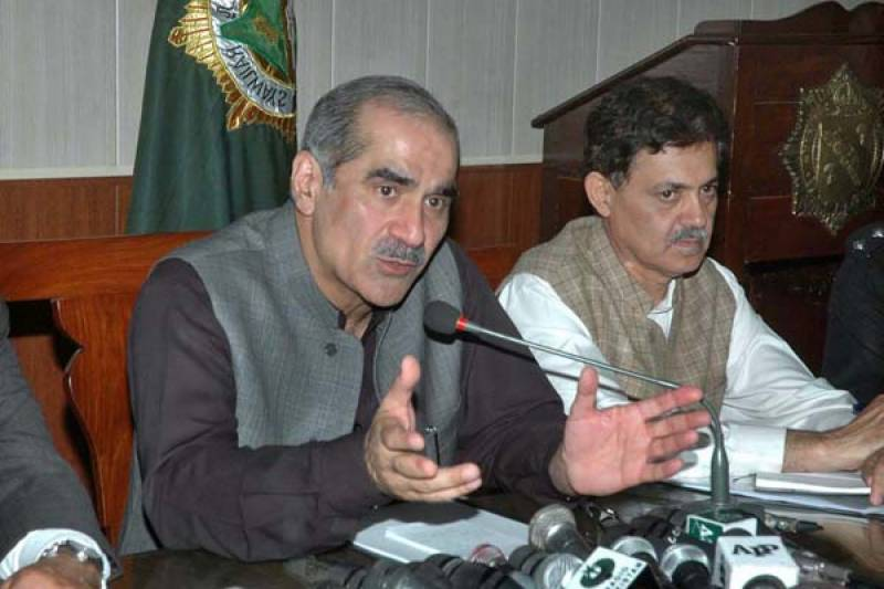 Talks held with Sindh Govt for revival of KCR under CPEC, says Saad Rafiq