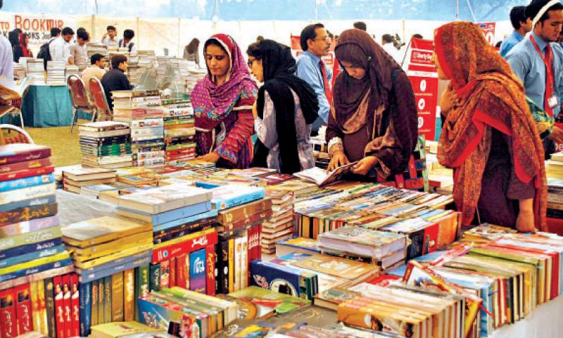 Five-day international book fair starts on Thursday