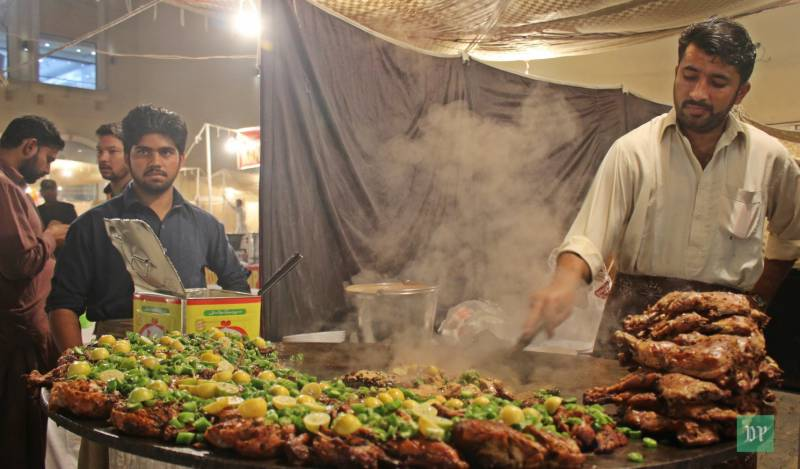 Lahore Food Meet: 3-day food festival in Lahore featuring top chefs from all over Pakistan [Exclusive Video Highlights by DP]