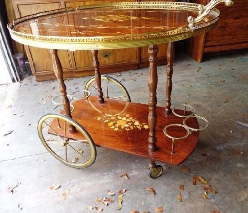 Tea trolley tradition: Rishta aya hai!!!