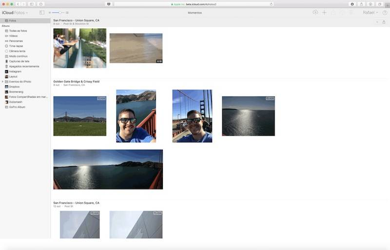 Apple launches redesigned iCloud photos app