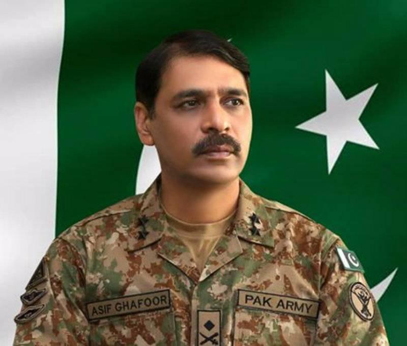 Maj. Gen. Asif Ghafoor replaces Lt. Gen. Asim Bajwa as DG ISPR