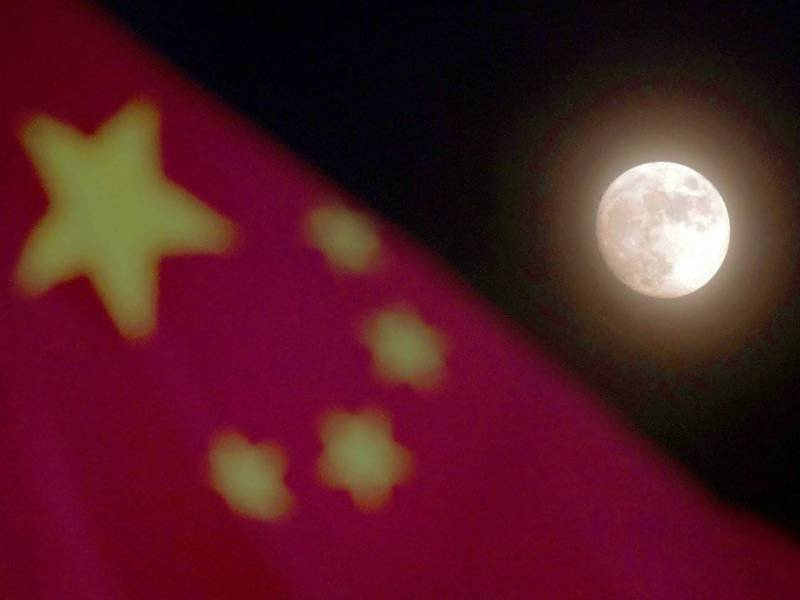 China plans to land on Mars by 2020 and build a moon colony