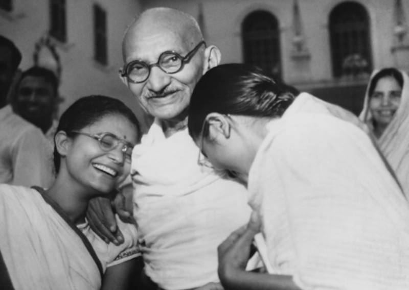 Gandhi's 'unbridled' sex life and gay relationship with German bodybuilder