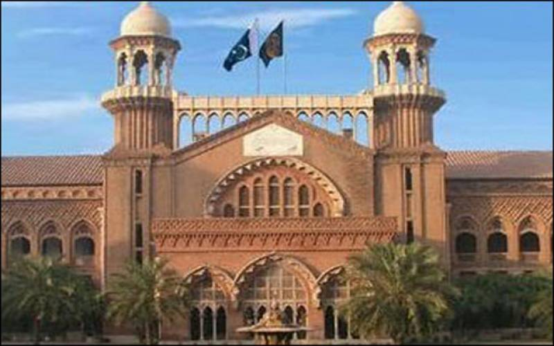 LHC seeks record of PPP, PTI chairmen's speeches against govt