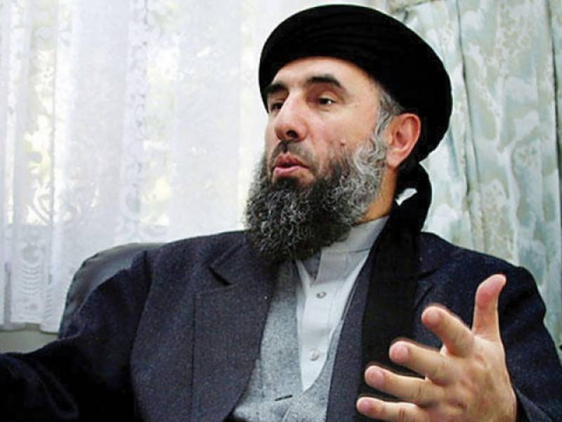 Pakistan supporting peace process in Afghanistan, claims major Afghan faction's leader