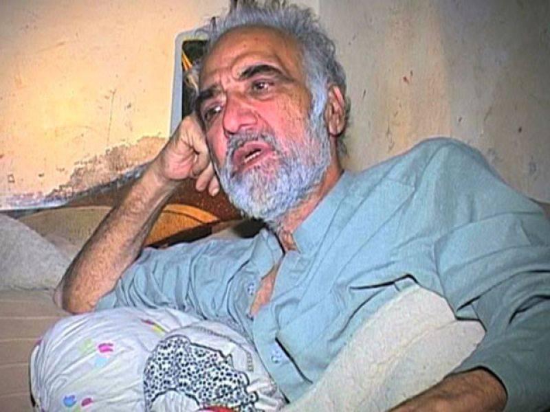 Actor Iftikhar Qaiser unable to get treatment due to financial crunch