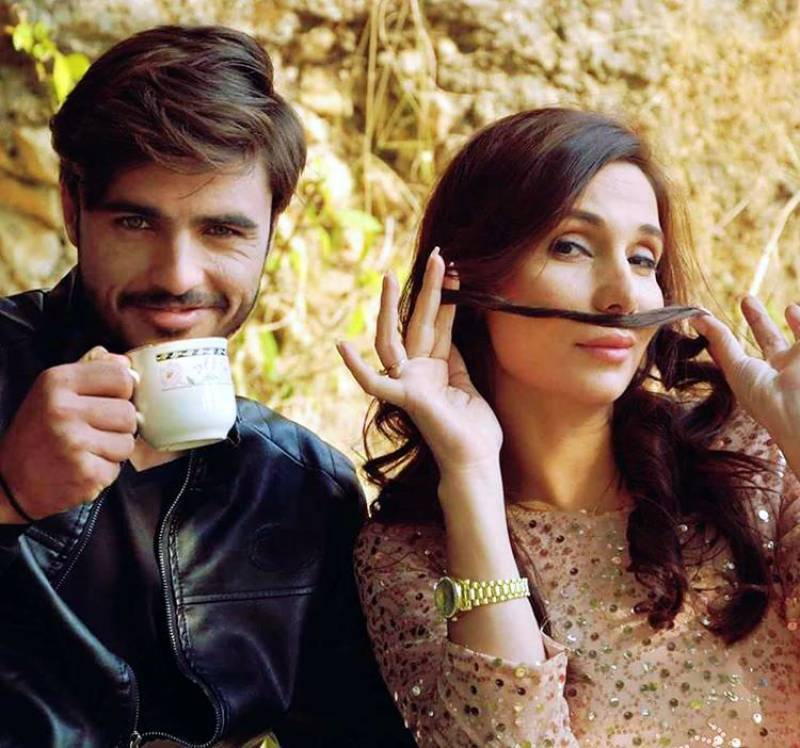 Chai wala stuns fans by 'bold intimate' scenes with female model