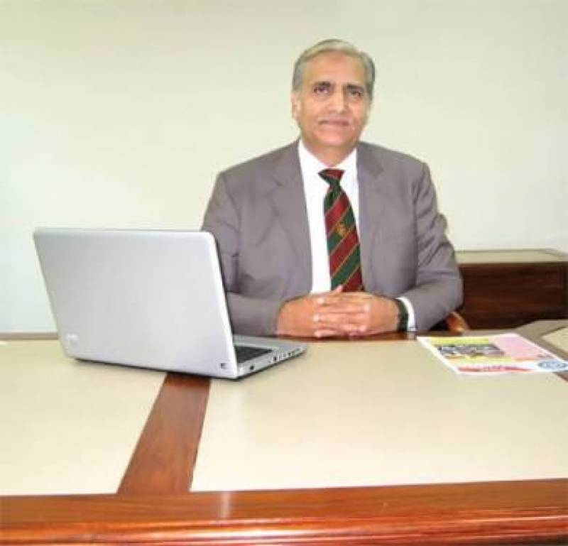 Dr Zaffar Moeen Nasar appointed VC University of the Punjab