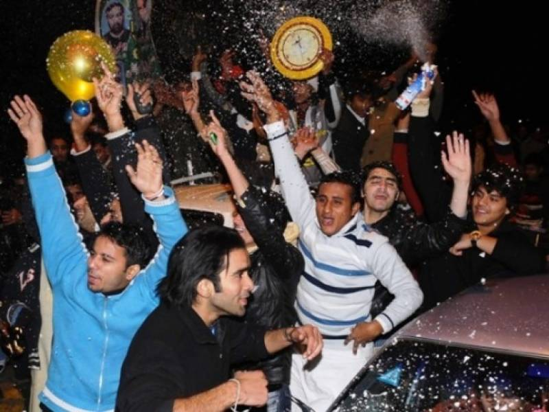 Thinking about attending a New Year's party? Religious parties have a plan for you