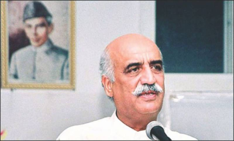 Who will be the next opposition leader in NA? Khurshid Shah reveals name