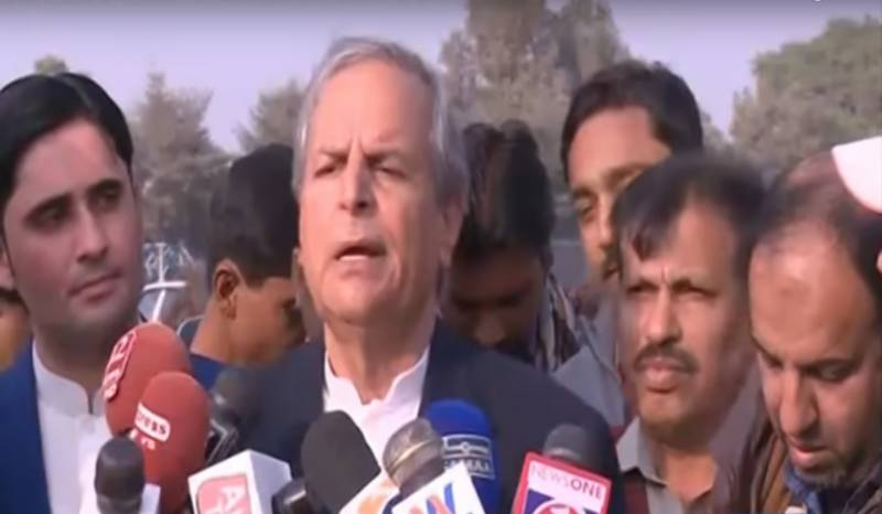 'Disgruntled elements' in army conspired with Imran Khan to destroy parliament: Javed Hashmi