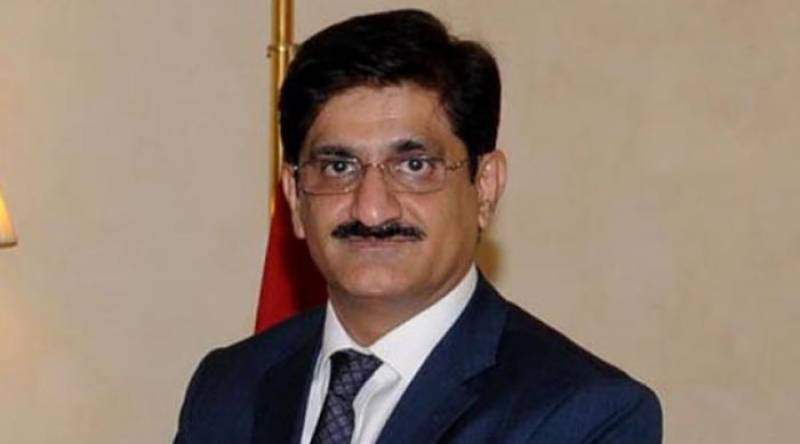 CM Murad shows anger over poor performance of govt departments