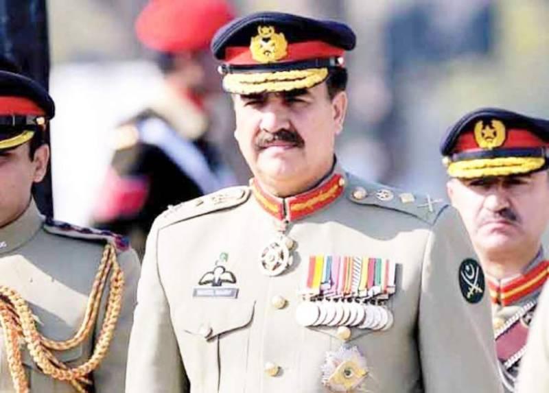 General Raheel Sharif appointed Commander of Islamic Military Alliance, confirms Khawaja Asif