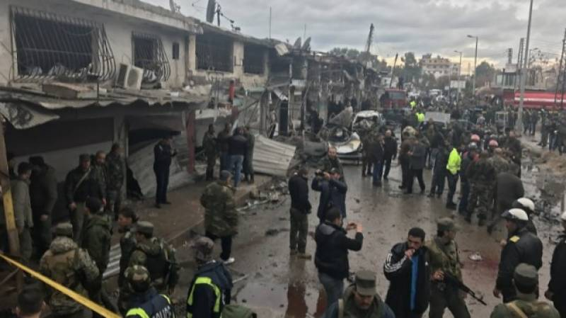 Over 50 dead in Syria car bomb blast