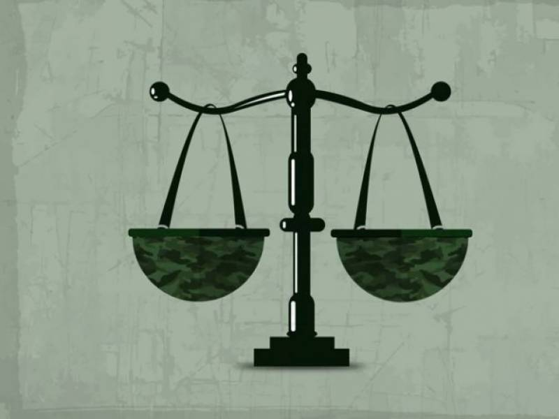 ISPR confirms termination of military courts as mandated period expires