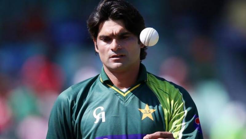 Mohammad Irfan out of ODI series against Australia after mother's death