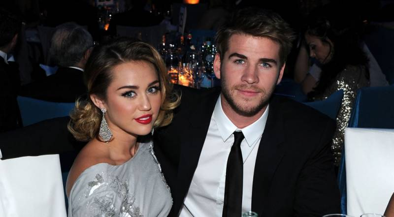 Mr. & Mrs.?! Miley Cyrus & Liam Hemsworth have reportedly gotten MARRIED!