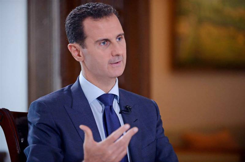 'Ready to negotiate Presidency': Bashar al-Assad reveals the real problem with Syria peace talks in rare interview