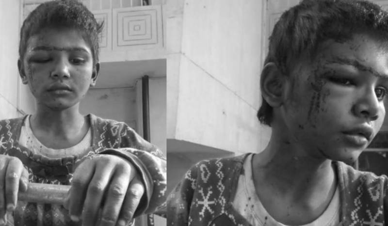 Tayyaba: A case of justified bonded child labour