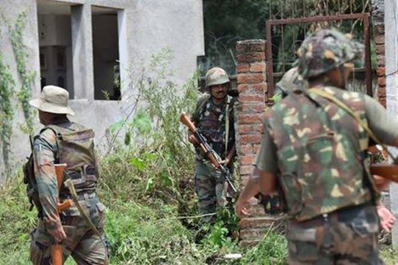 Three killed as another Indian army camp attacked in IOK