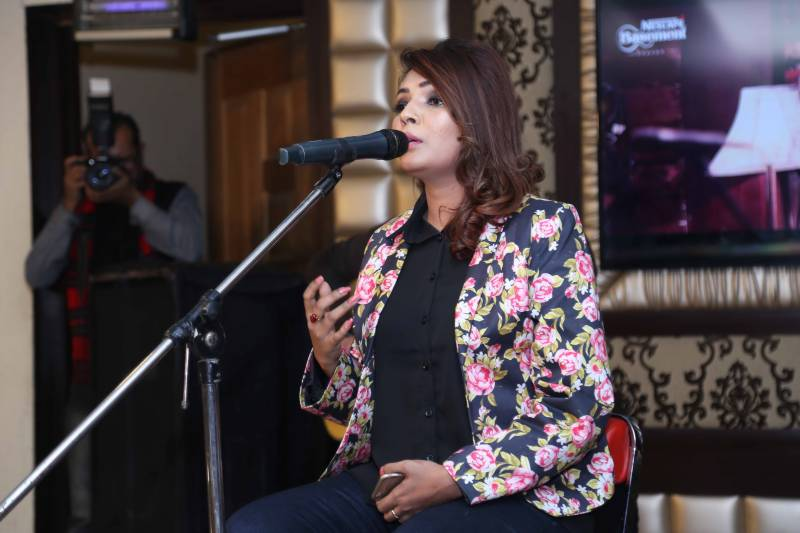 Unplugged with Mehak Ali: a night of meet, greet, & lots of singing!