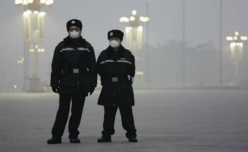 War on Smog: China creates anti-pollution police force to tackle air polluters
