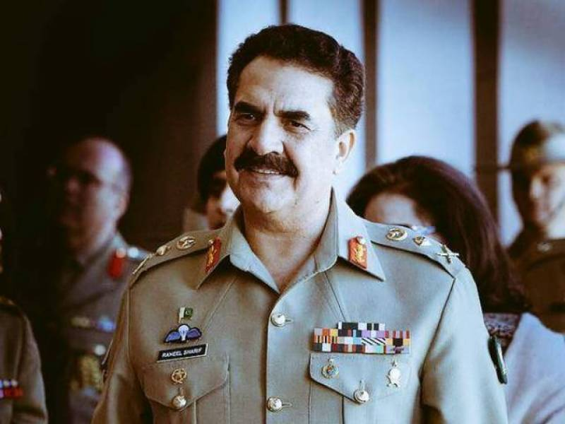 Gen. (r) Raheel Sharif 'sets three conditions' to become commander of Islamic military alliance