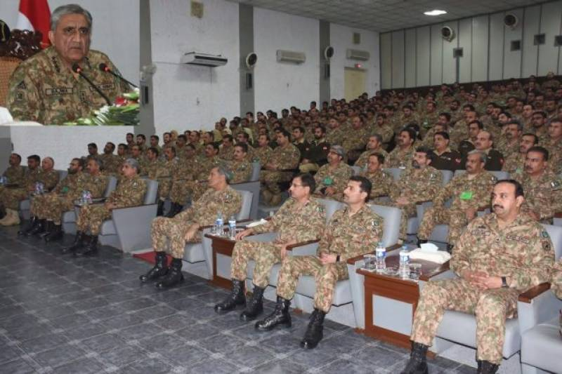 COAS pledges to uphold 'dignity and credibility' of Pakistan Army