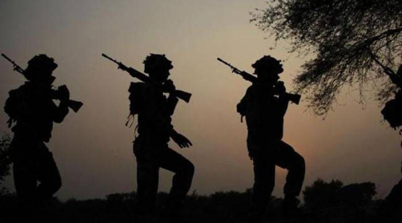 Indian soldier kills four senior officers over leave dispute