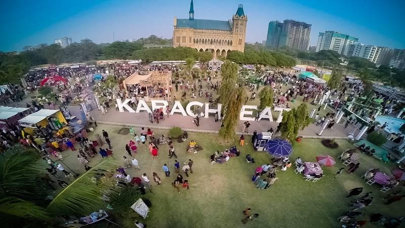 Karachi Eat: The biggest food festival of Pakistan