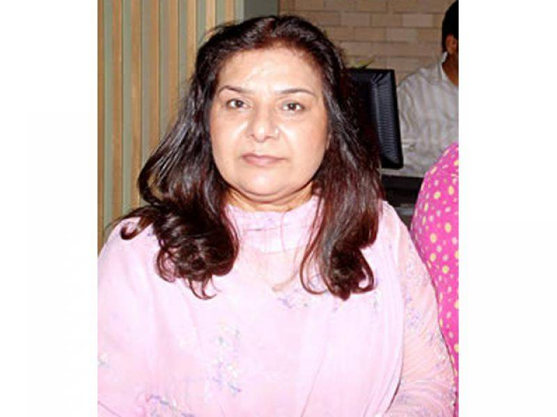 Syed Noor's wife Rukhsana Noor passes away
