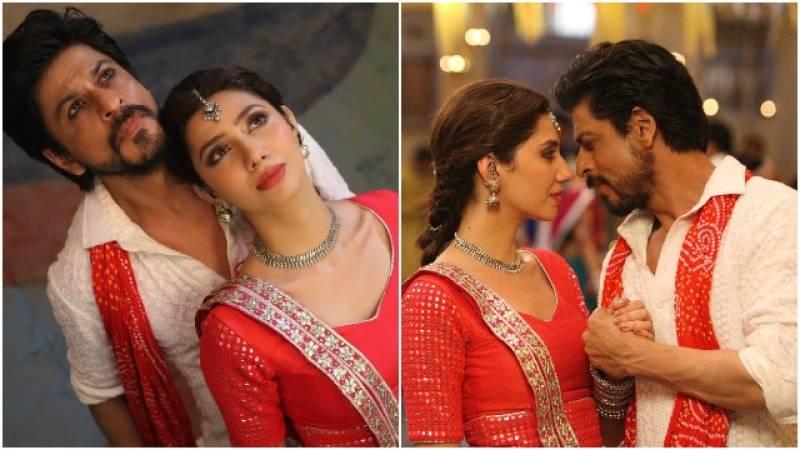 'Udi Udi Jaye' song from Shah Rukh-Mahira starrer 'Raees' is out!