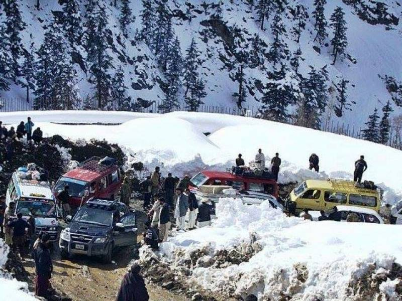 Lowari tunnel reopened for traffic by Pakistan Army