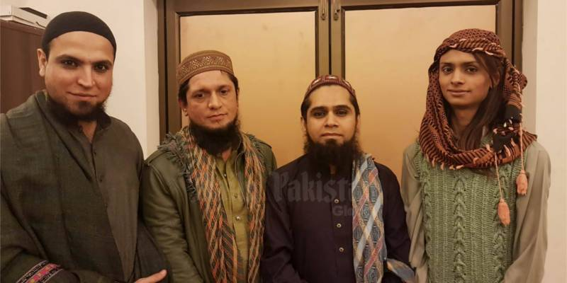 Pakistani transgenders find peace in Islam after leaving a life of 'sin'