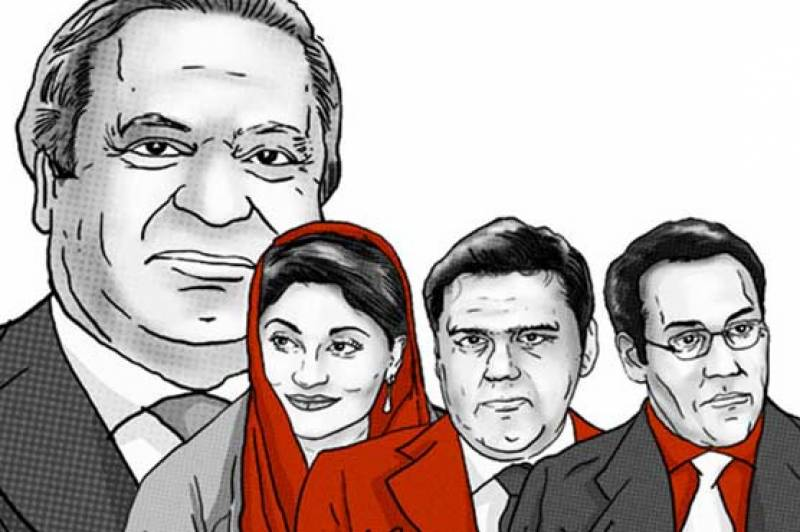 Sharif family purchased London flats in 1990s: BBC stirs a storm amid Panama case hearing