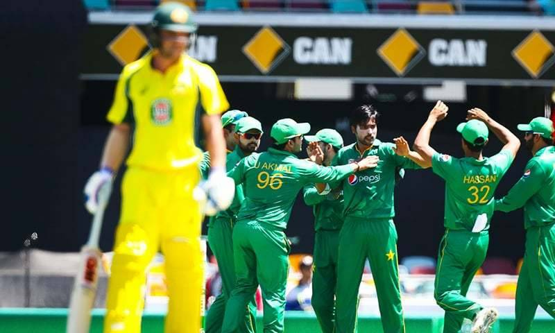 Watch Live Pakistan vs Australia second ODI : Live Score and Live Streaming - Pakistan win by 6 wickets, level series at 1-1
