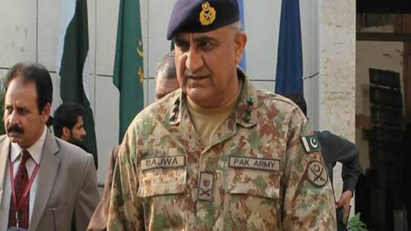 COAS General Qamar Bajwa says terrorists will fail in attempt to regain lost relevance