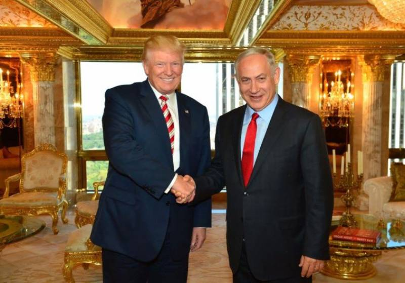 Israeli premier Netanyahu felicitates Trump, seeks 'stronger than ever' ties with US