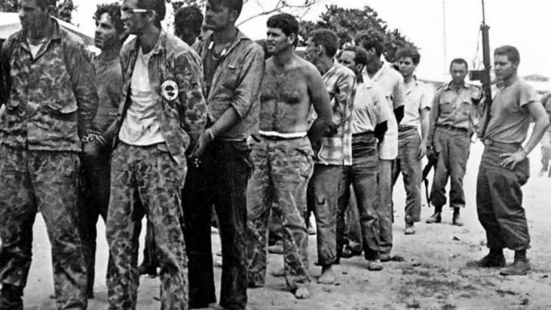JFK and the Bay of pigs fiasco