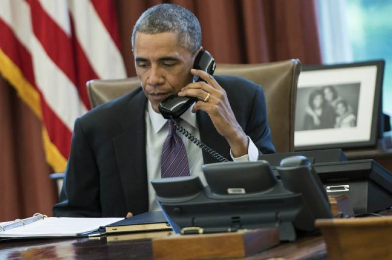 Obama makes final call as US President to this leader